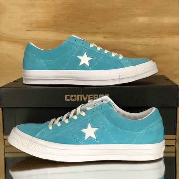 1c555d416508 Converse One Star Pro Ox CTAS Blue White Low Top